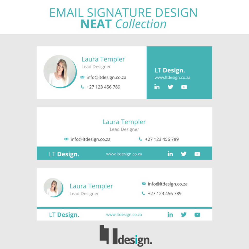 Neat Collection - Email Signature Design